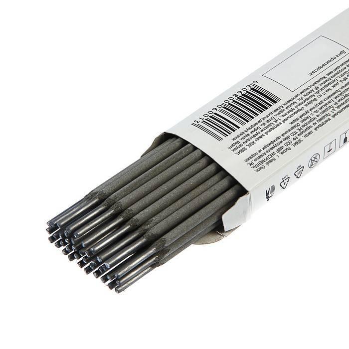 Электроды для инверторной сварки: