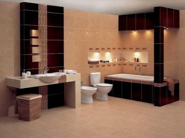 Какую плитку лучше выбрать для ванной - определяющие критерии