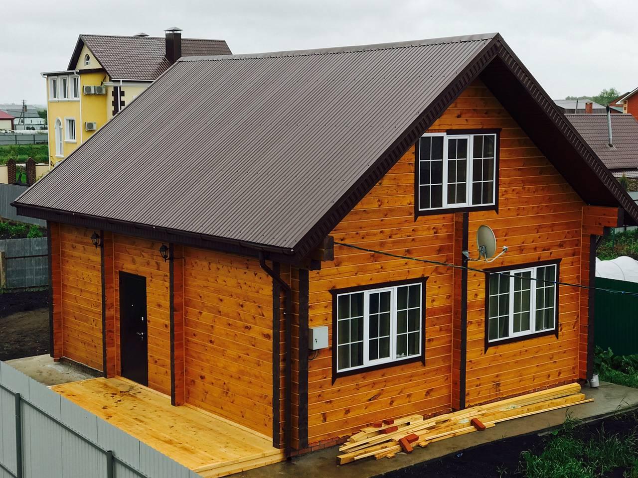 Из чего лучше и дешевле строить дом: недорого и качественно