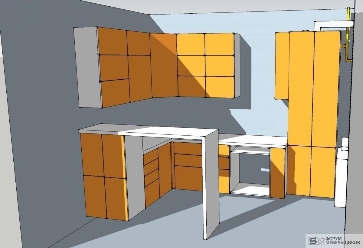Дизайн-проект кухни: как правильно составить, готовые идеи +75 фото