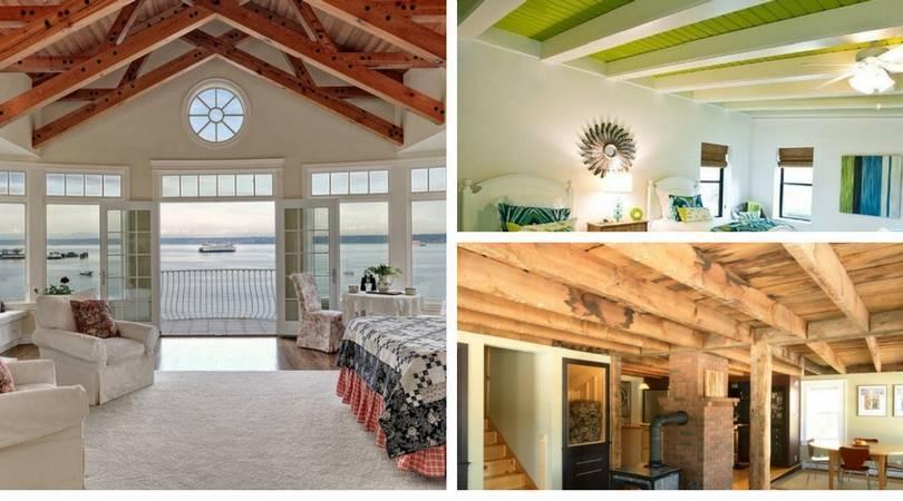 Как визуально увеличить высоту потолка своими руками: фото и видео- инструкция