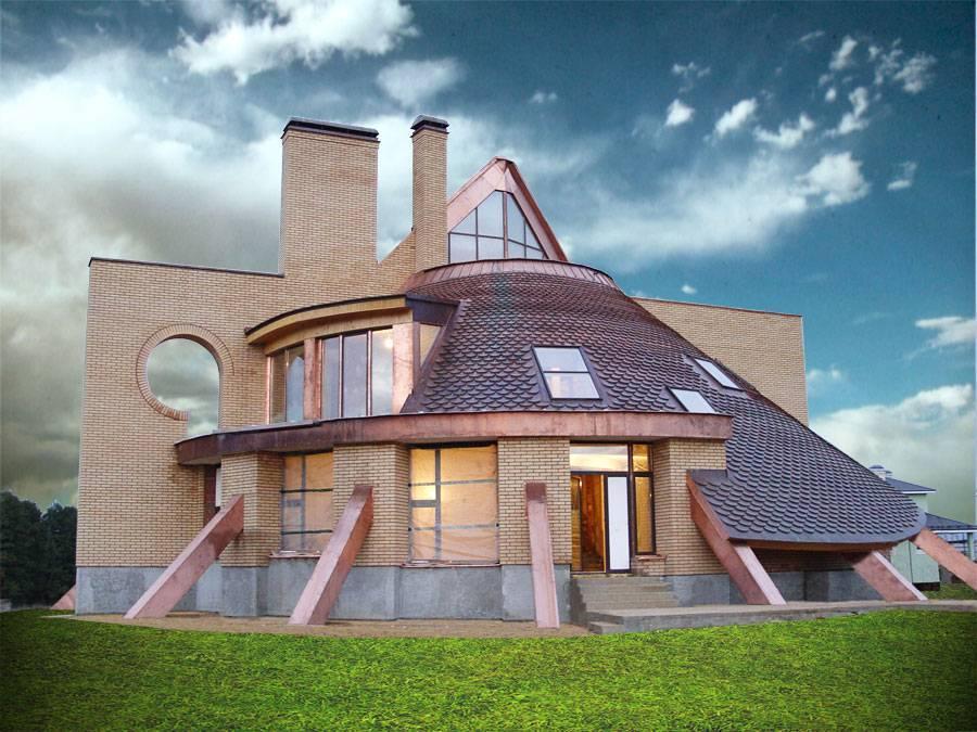 3d-планы красивых проектов домов и коттеджей