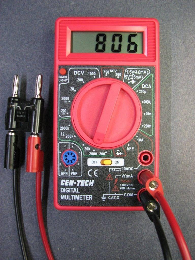 Как пользоваться мультиметром самостоятельно?