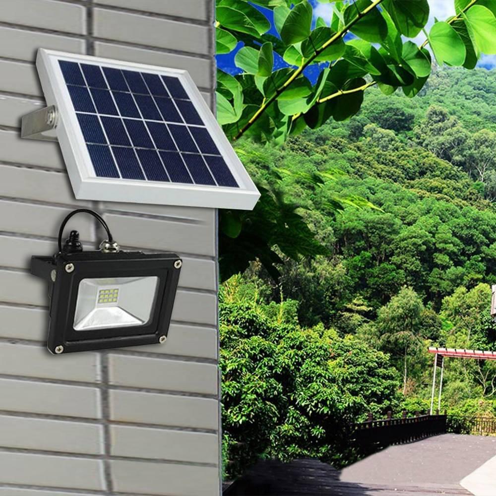 Уличное освещение на солнечных батареях — как собрать систему