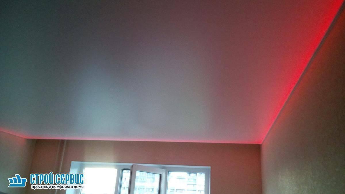 Сатиновые натяжные потолки плюсы и минусы фото: глянцевые матовые, отзывы, сатин или матовые разница