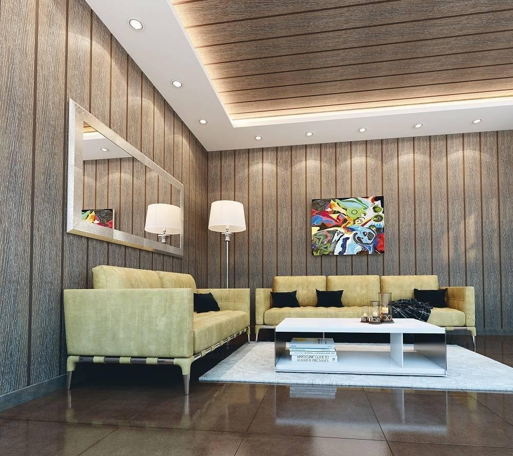 80 фото с самыми интересными примерами использования ламината на стене в интерьере