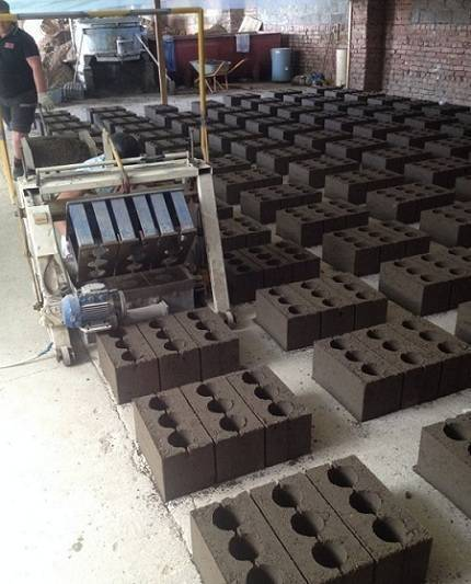 Кладка керамзитобетонных блоков своими руками - пошаговая инструкция