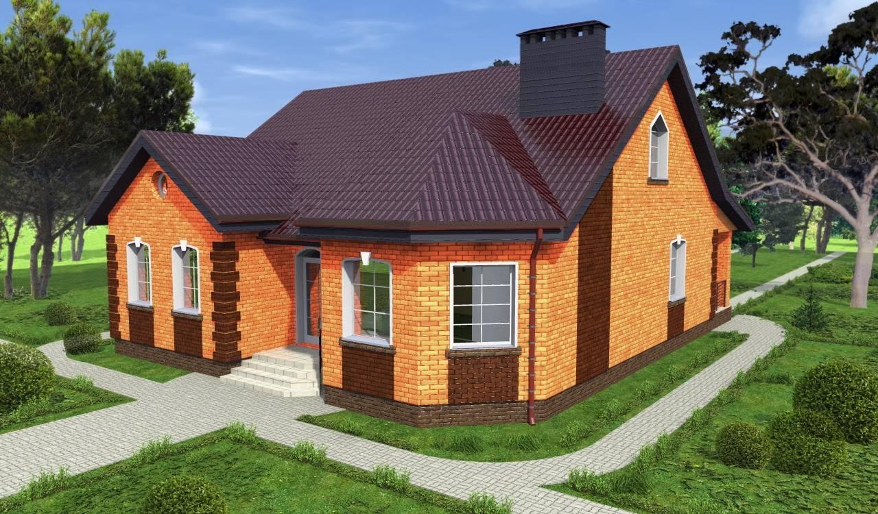 Лучшие кирпичные дома - характеристики и особенности домов из классического материала, рекомендации и советы застройщикам