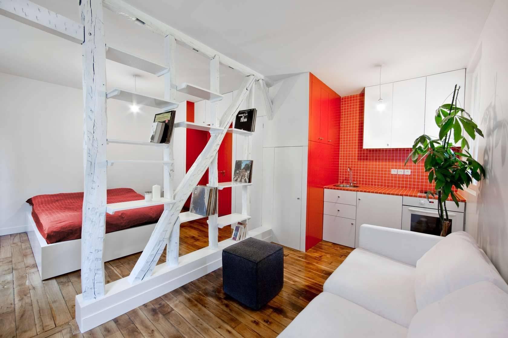 Ремонт прихожей в малогабаритной квартире - 45 фото с идеями