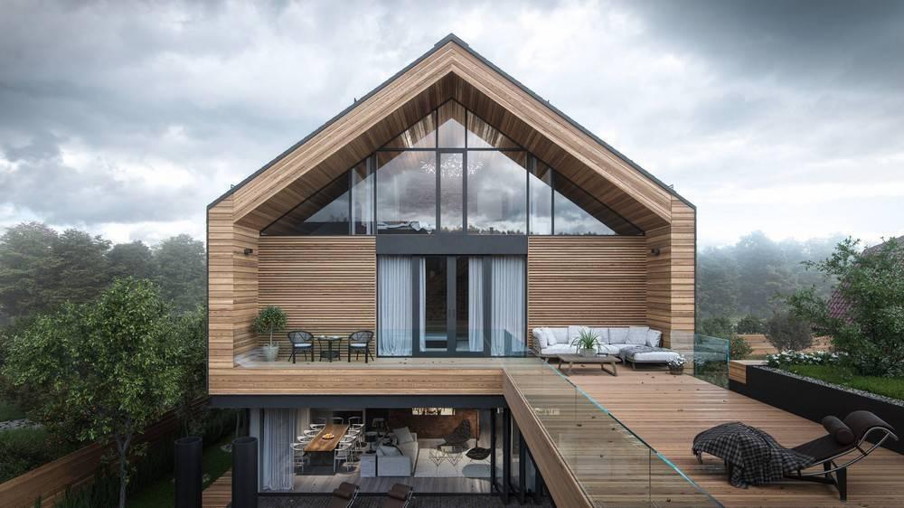 Стиль райта в интерьерах и экстерьерах домов