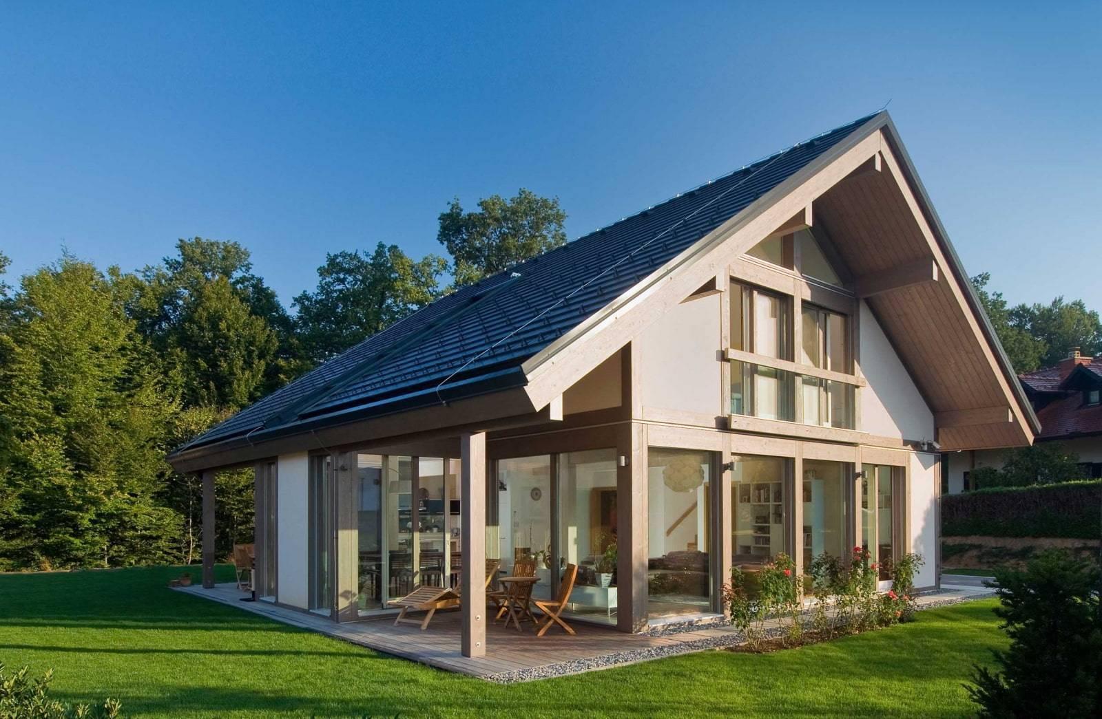 Дома в стиле фахверк: преимущества и недостатки, особенности, сроки и стадии строительства