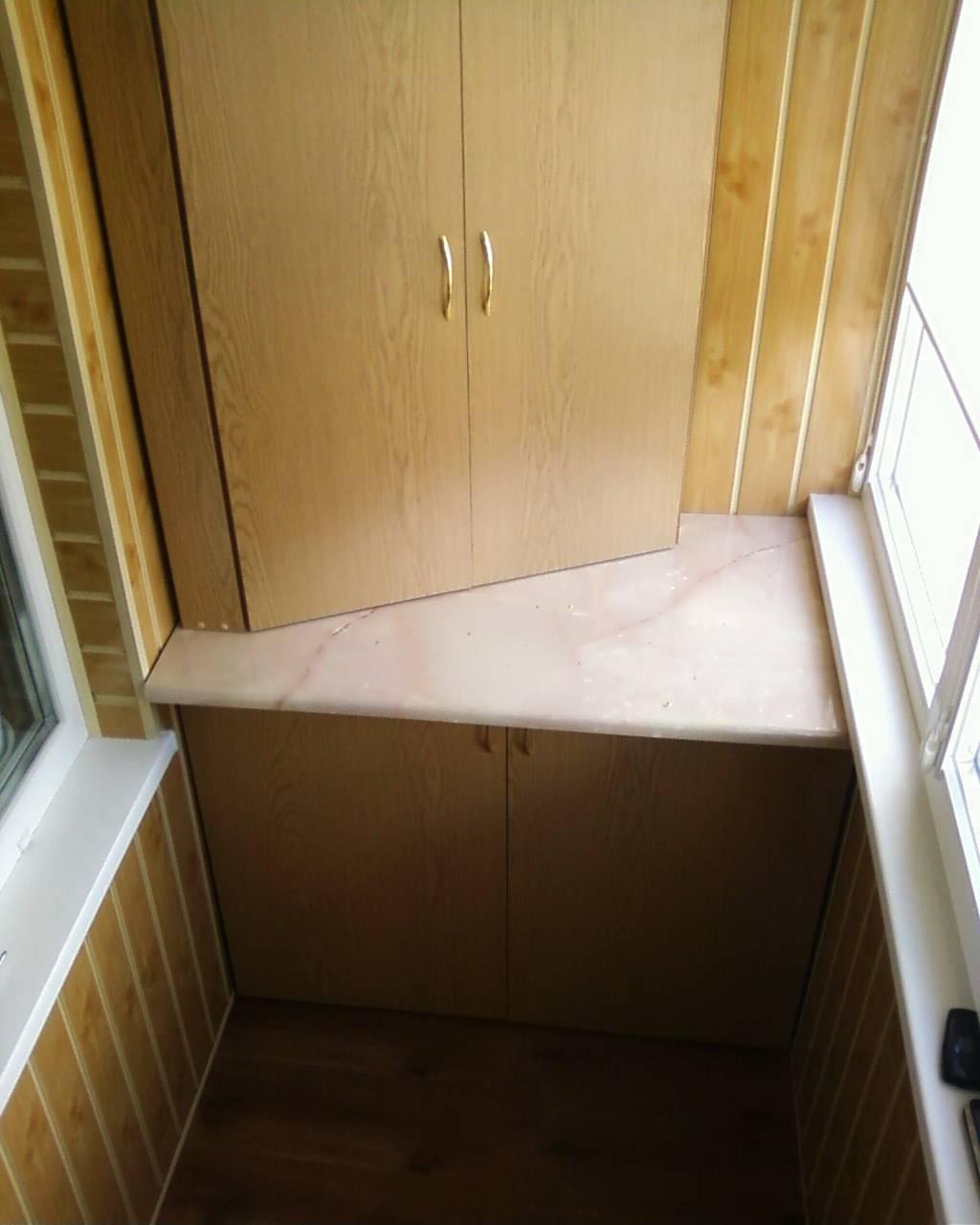 Шкаф на балкон своими руками: варианты изделия, из чего можно сделать, делаем шкаф на лоджию своими руками