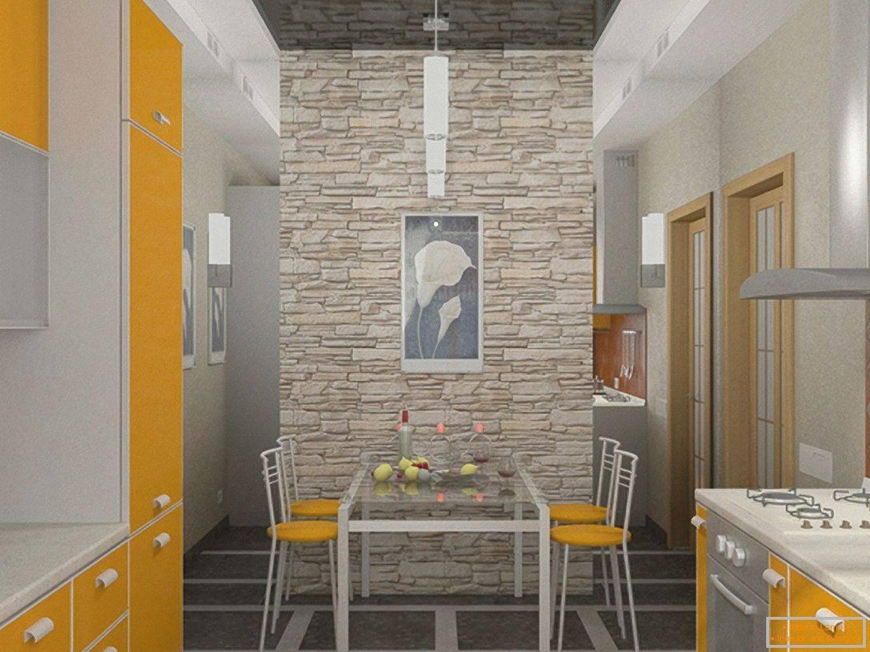 14 идей дизайна кухни в хрущевке + фото | строительный блог вити петрова