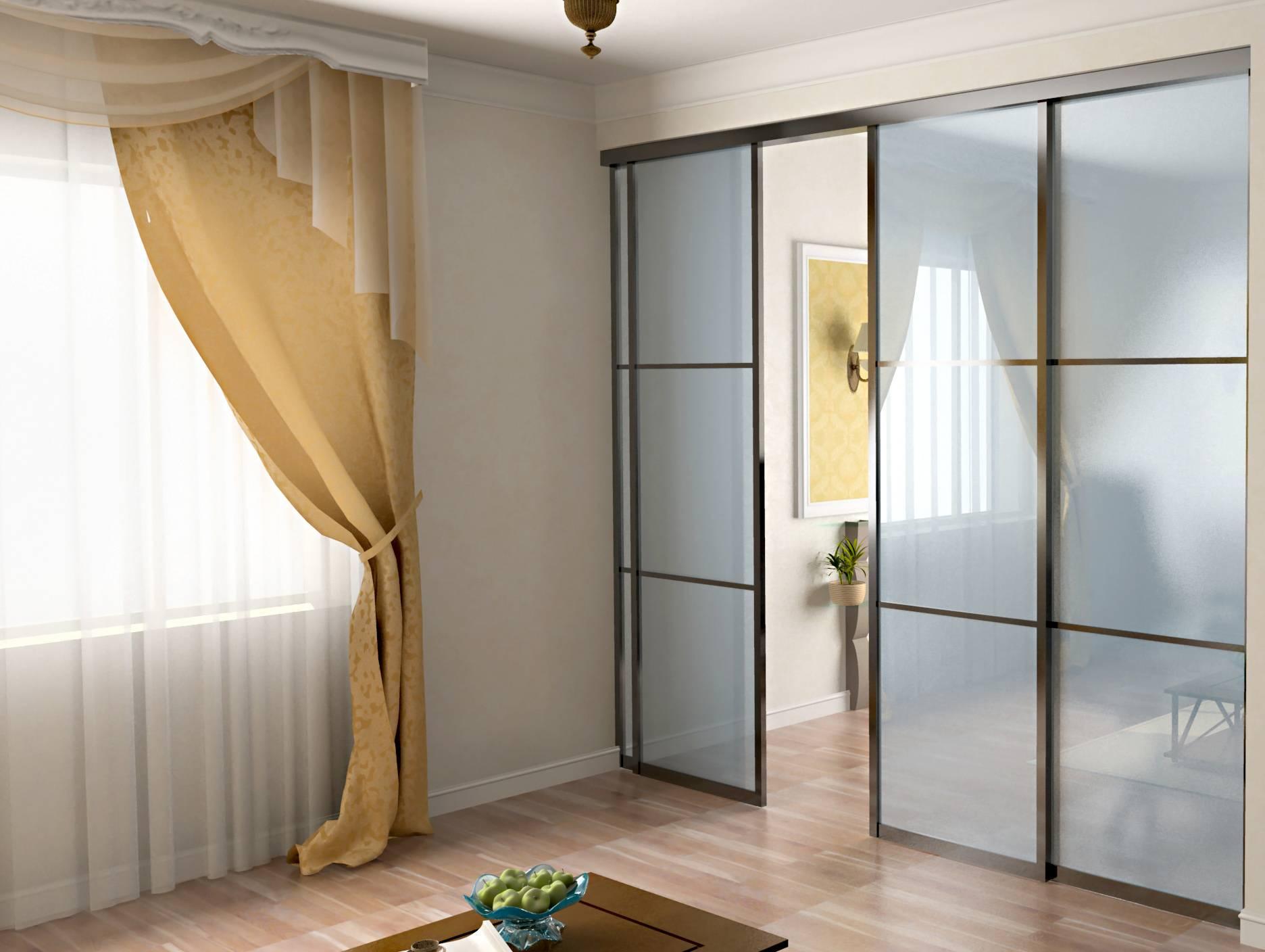 Стеклянные офисные перегородки-виды конструкций, особенности, требования к стеклянным перегородкам