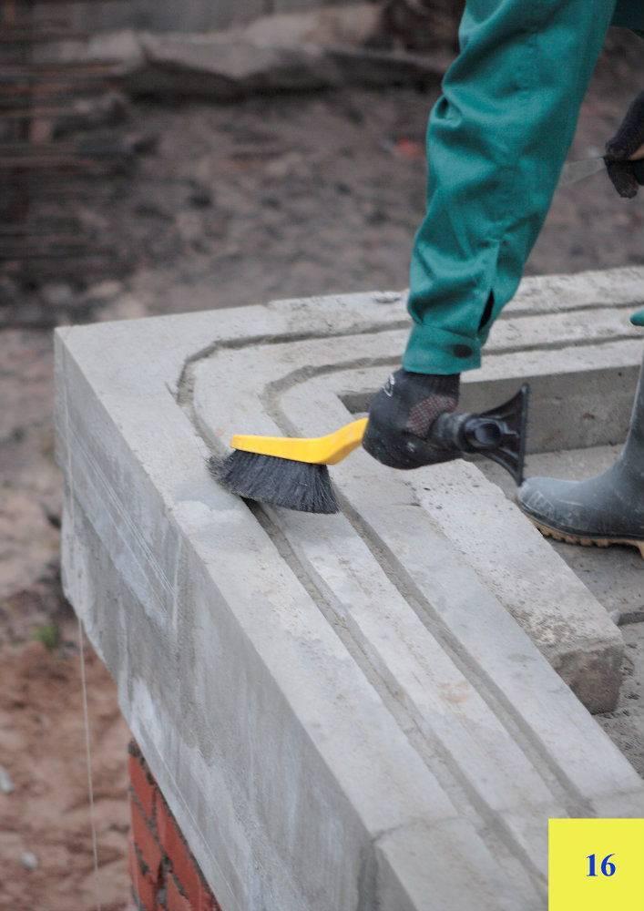 Правила и рекомендации кладки стен из газосиликатных блоков, достоинства стройматериала