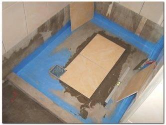 Делаем гидроизоляцию деревянных полов в частном доме