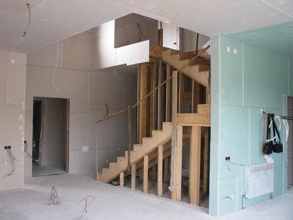 Чем лучше обшить деревянные стены фанерой или гипсокартоном