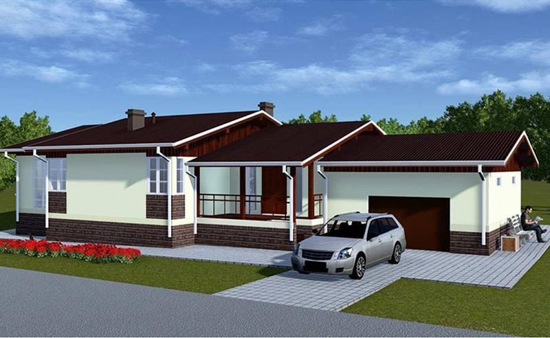 Проекты дачных домов из сип панелей
