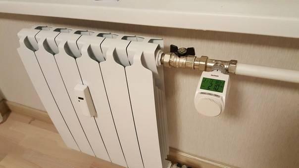 Принцип действия и схема установки квартирных счетчиков тепла