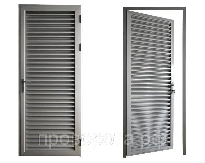Жалюзи на двери: вертикальные, горизонтальные, металлические, пластиковые, межкомнатные