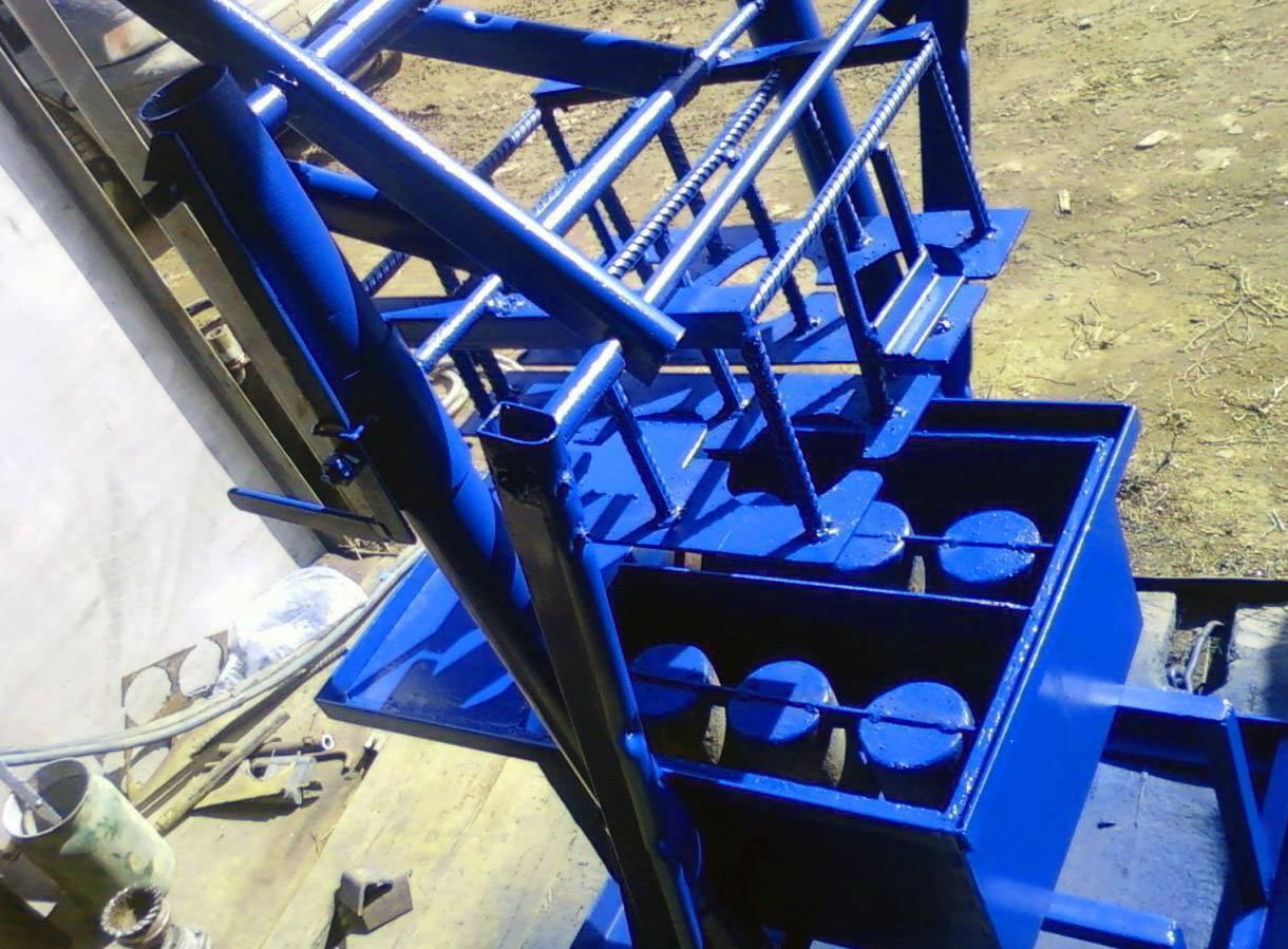 Изготовление керамзитных блоков своими руками — рассматриваем по порядку
