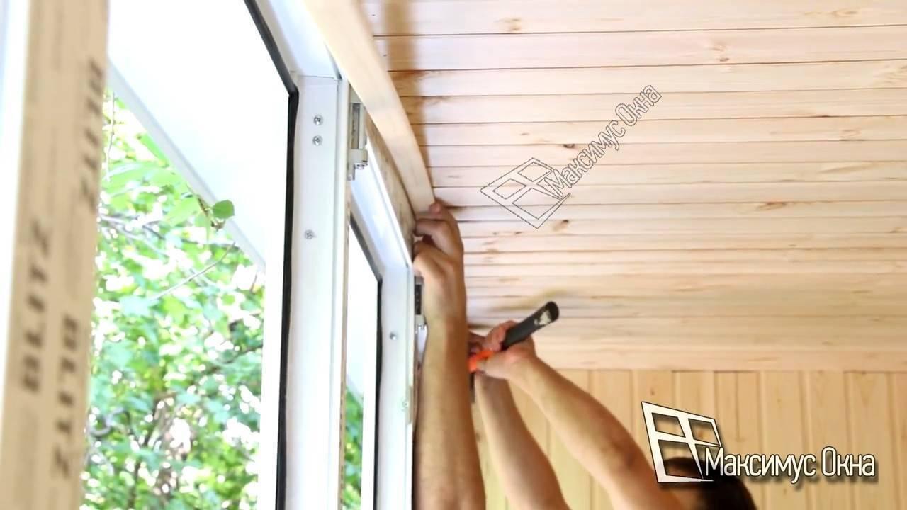 Как крепить вагонку к потолку: видео, как правильно прибивать материал на потолок