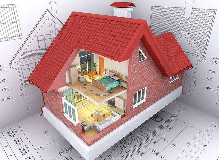 Типовые проекты частных домов - 80 фото лучших вариантов