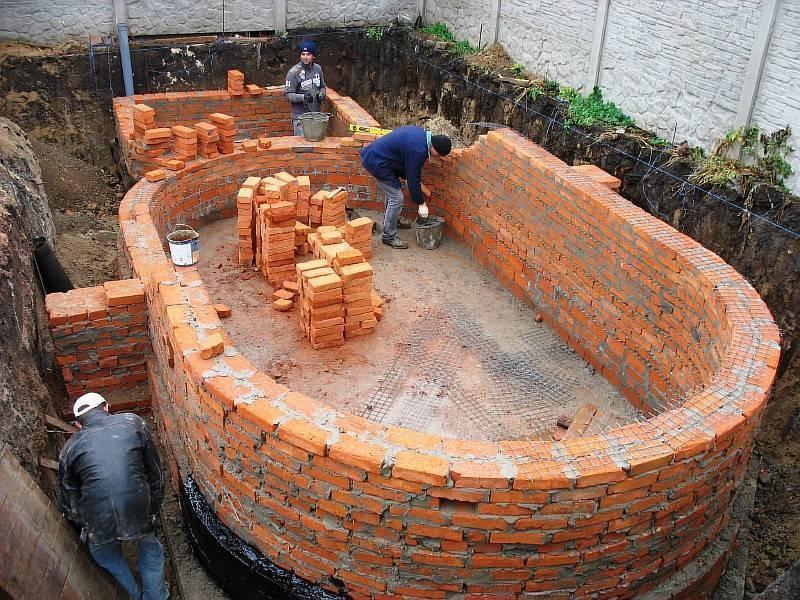Погреб своими руками: строим классический отдельный, на даче и под домом