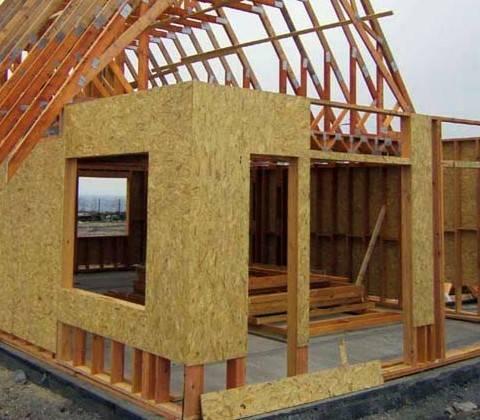 Как сделать дом из osb своими руками - дома из осб