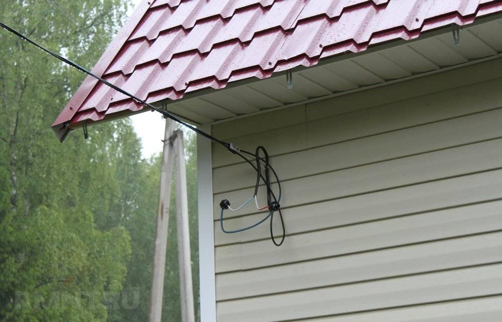 Подключение электричества к дому и участку, документы, порядок действий, стоимость