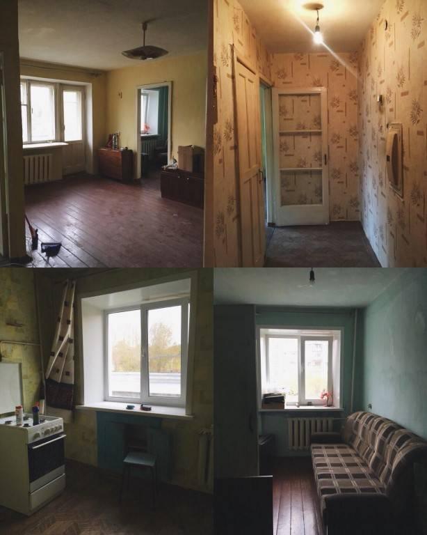 Перепланировка 2 комнатной хрущевки: нюансы и идеи