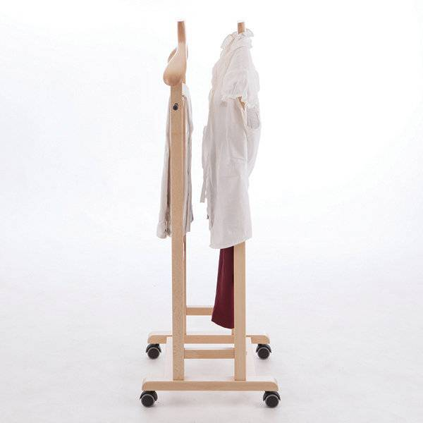 Размер вешалки для одежды