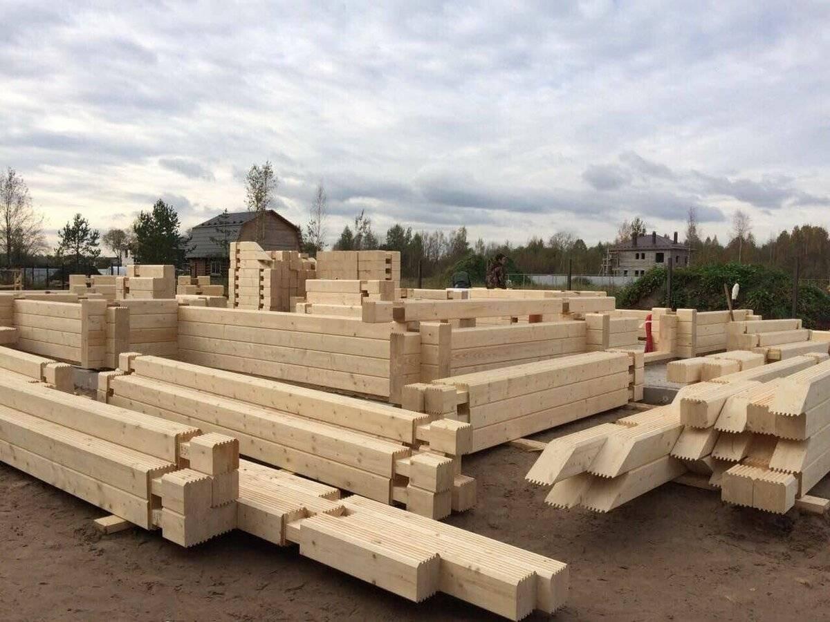 Технология производства клееного бруса   деревянные материалы и их применение в строительстве   журнал дока