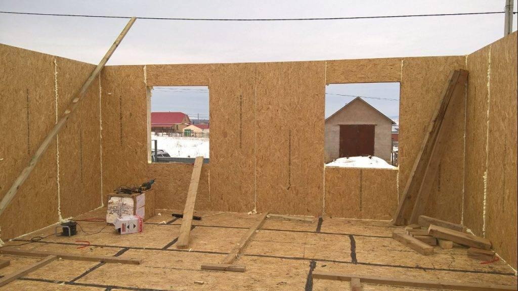 Дома из сип панелей - отзывы владельцев
