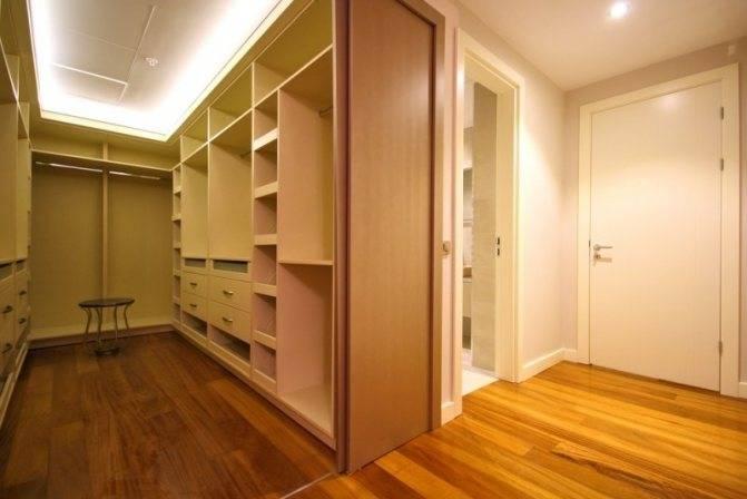 Как сделать освещение в гардеробе: фото, видео, рекомендации