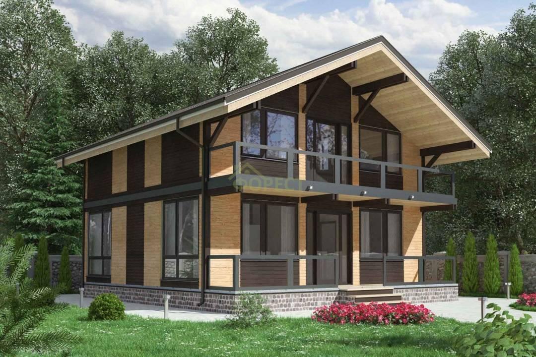 ????каркасные дома для постоянного проживания: особенности и преимущества технологии, этапы строительства, проекты и цены - блог о строительстве