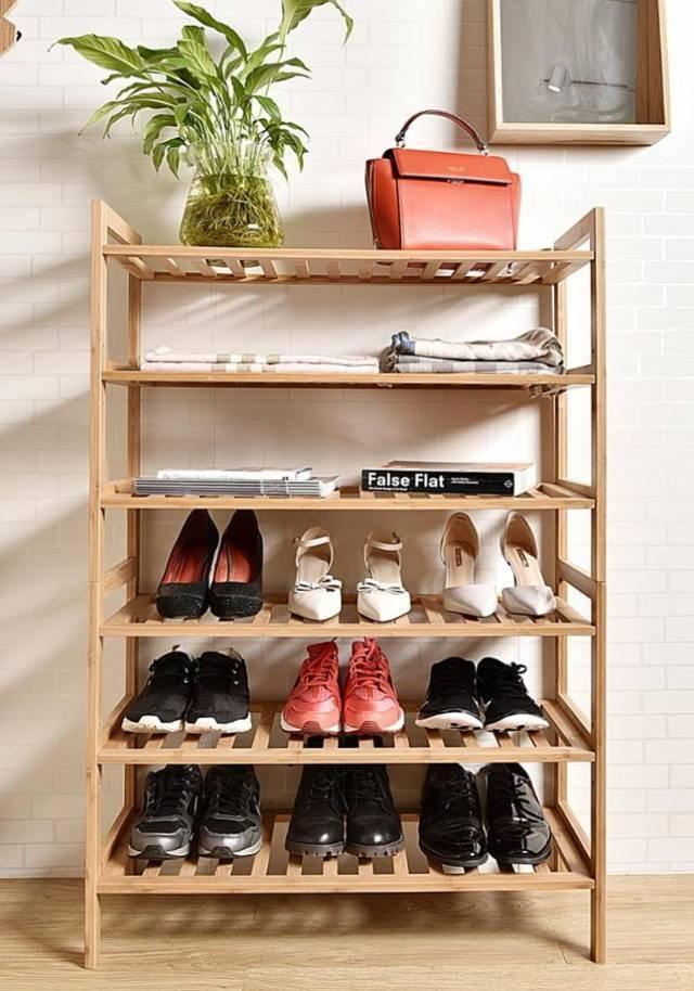 Обувница своими руками, фото, чертежи и схемы