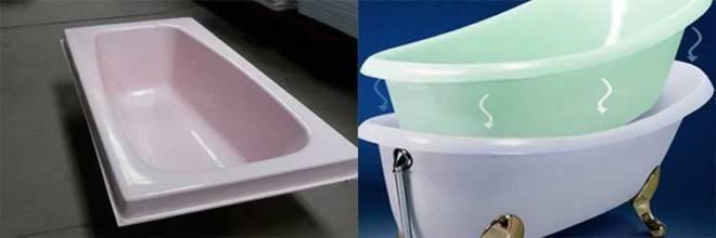 Акриловые вкладыши в ванну: какая вкладка лучше, плюсы и минусы вставок, установка накладки в чугунную ванну, отзывы
