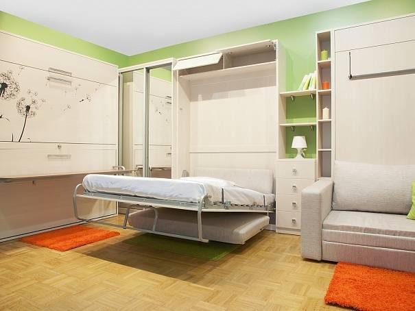 Современный стол трансформер. трансформируемая мебель (35 фото)