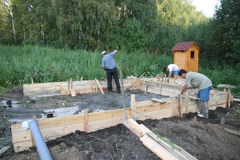 Что нужно знать при строительстве частного дома - всё о строительстве