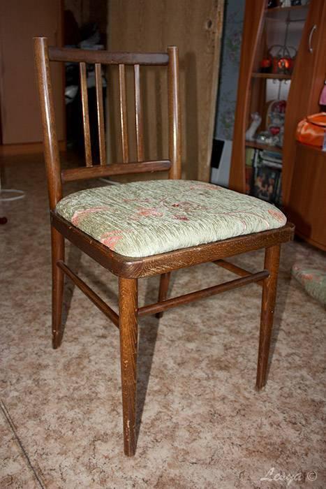 Перетяжка стульев: для чего она нужна и какую ткань лучше выбрать
