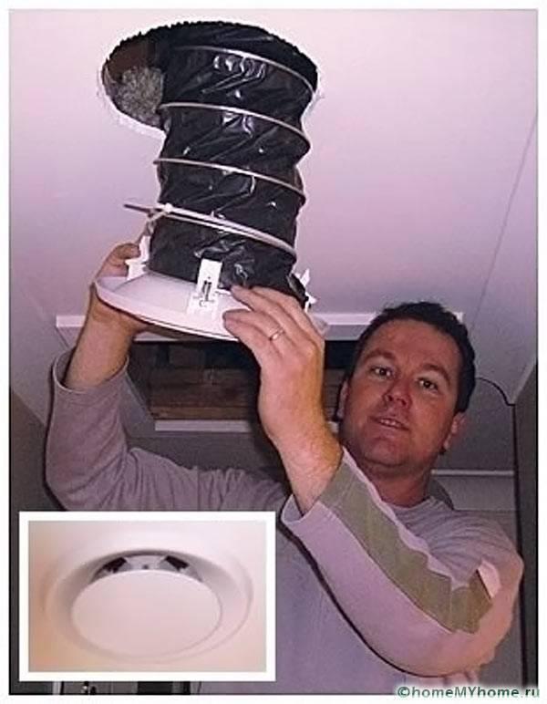 Что такое диффузоры вентиляционных систем