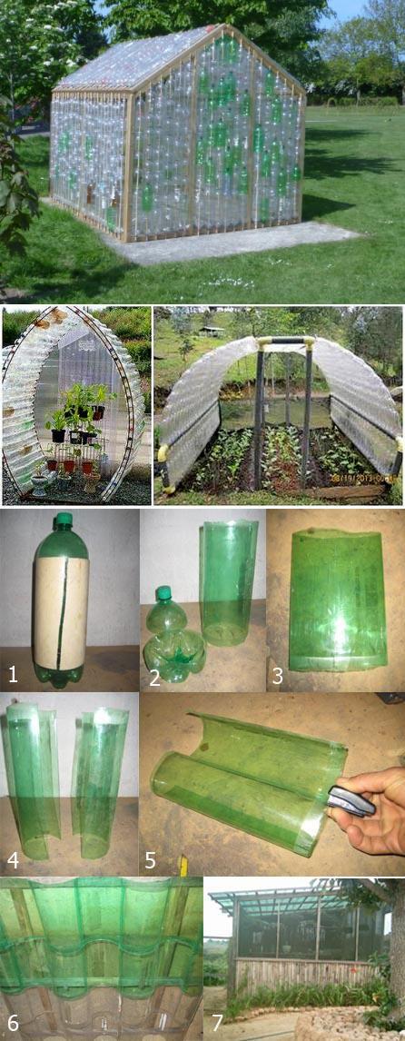 Поделки из пластиковых бутылок (фото и мастер-классы) — коробочка идей и мастер-классов