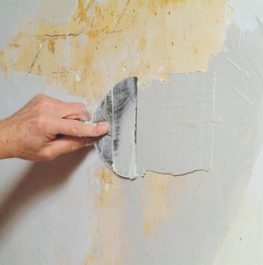 Шпаклевка стен: технология, основные правила, секреты