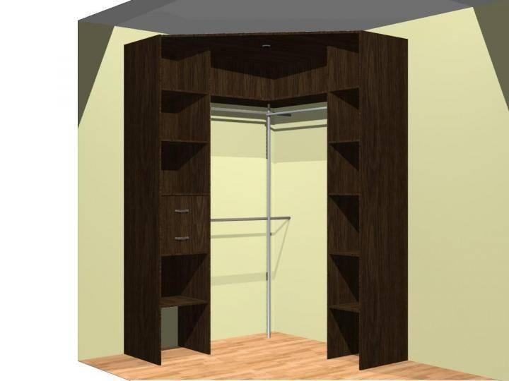Как выбрать угловой шкаф в прихожую - виды конструкции и перспектива мебели ????