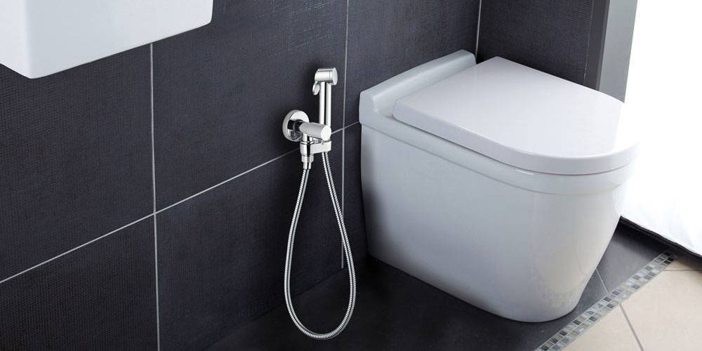 Гигиенический душ - выбираем и устанавливаем самостоятельно