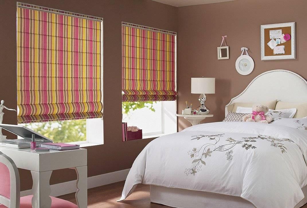Римские шторы: стоит ли выбрать этот вариант оформления окна?