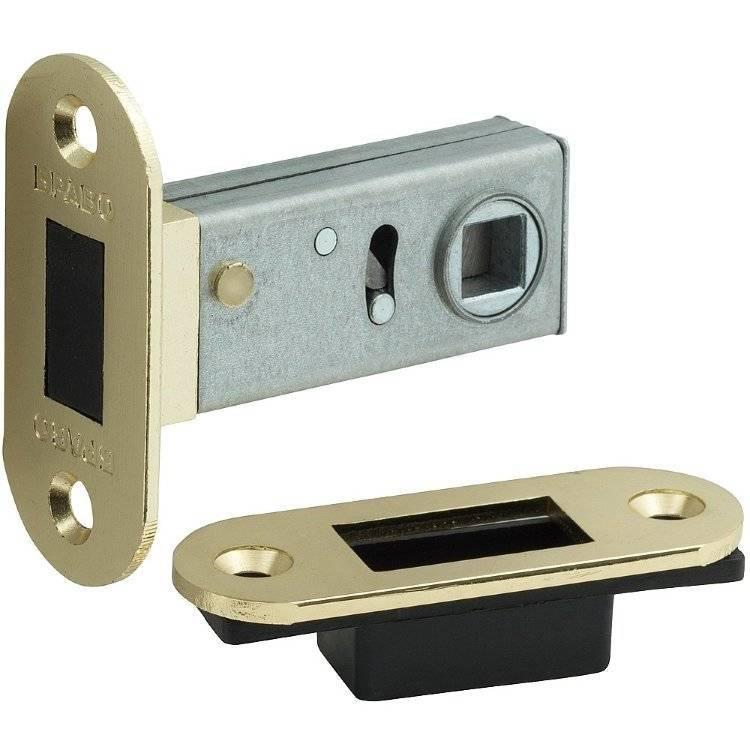 Устройство и особенности установки магнитных замков для межкомнатных дверей