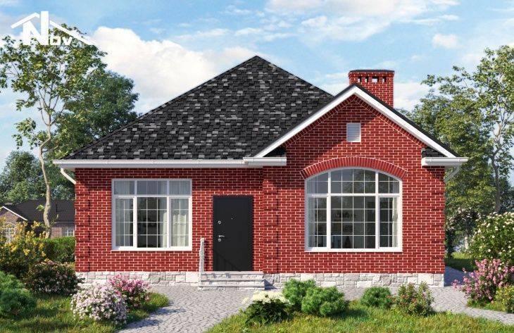 Кирпичный дом — плюсы и минусы