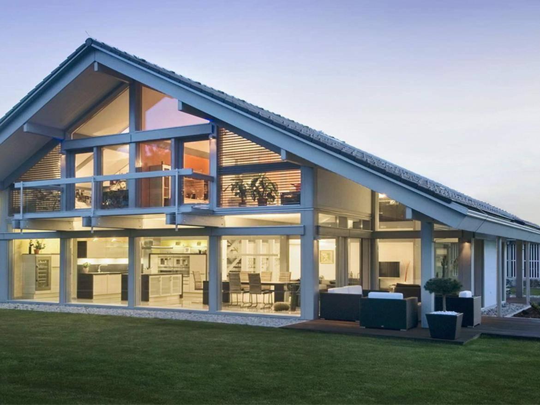 Что такое фахверковая технология cтроительства дома и в чем ее особенность
